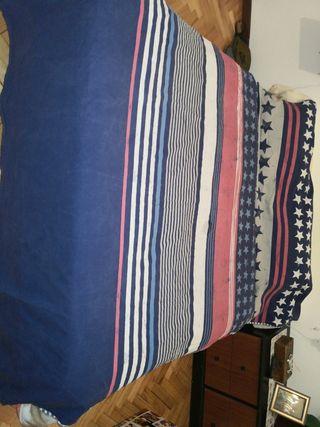 funda nórdica d 90 y funda de almohada