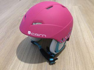 Casco esquí niña niño Cairn