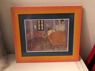 Cuadro Habitación de Van Gogh