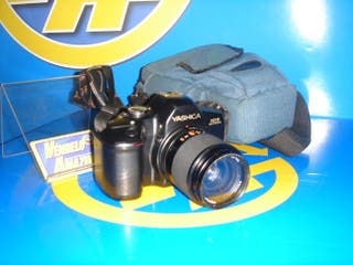 Camara analogica YASHICA 109 multiprogram + bolsa