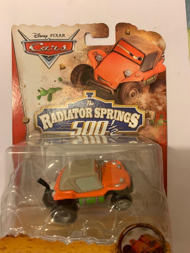 Cars, Sandy Dunes