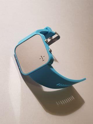 1face rellotge - reloj digital
