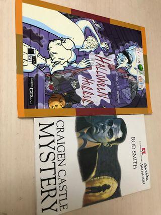 Libros inglés para niños