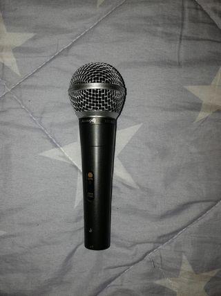 Pack de 3 microfonos nuevos