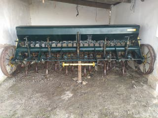 Maquina de sembrar