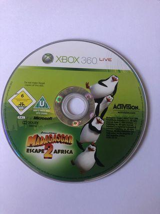 Madagascar 2 - juego Xbox 360