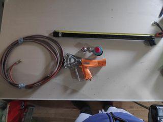 Ripack 2200,pistola retractilar,propano