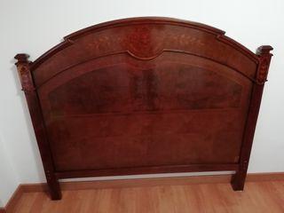 Muebles clásicos de habitación