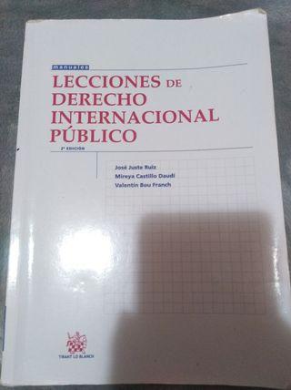 Libro de Derecho Internacional Público