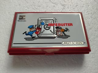 GAME WATCH SAFE BUSTER