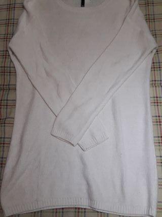 vestido invierno blanco
