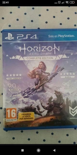 horizon zero dawn edición completa (cambio por...)