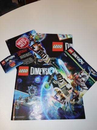 Lego Dimensions para Ps4