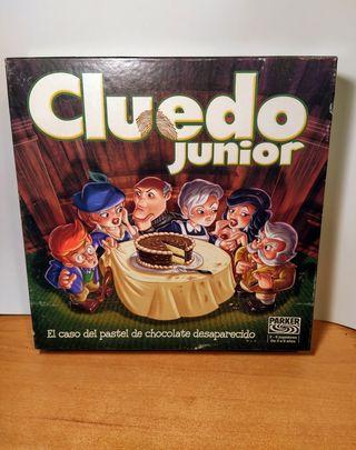 Cluedo Junior juego de mesa