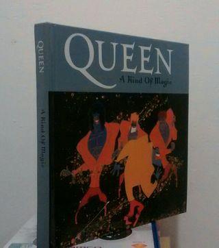 Queen. A kind of Magic. Edición especial