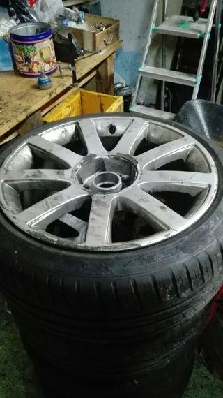 ruedas audi,skoda,wv,seat
