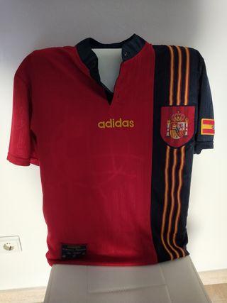 Camiseta Selección Espaloña