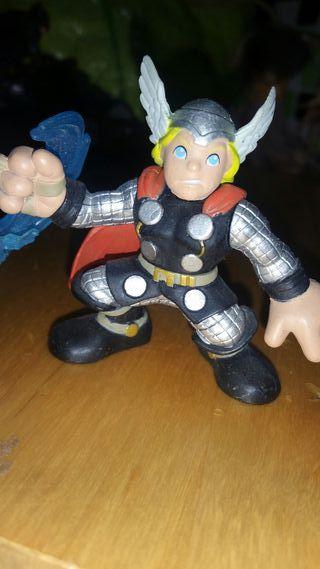 Thor Super Hero Squad Marvel