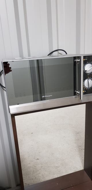Microondas con grill Orbegozo