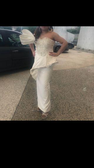 Vestido boda gitana