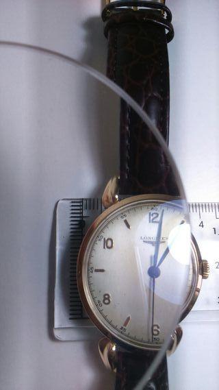 reloj carga manual longines