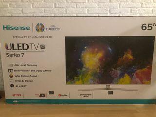 "Smart TV ULED 65"""