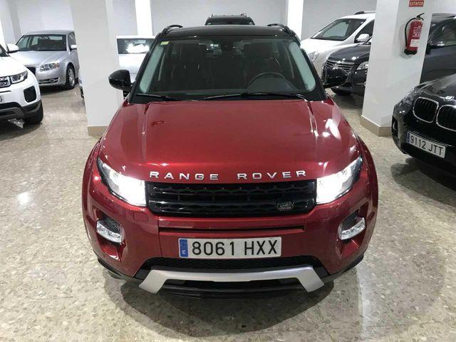 Land-Rover Range Rover Evoque 2.2 SD4 DYNAMIC 4X4 AUT.190CV