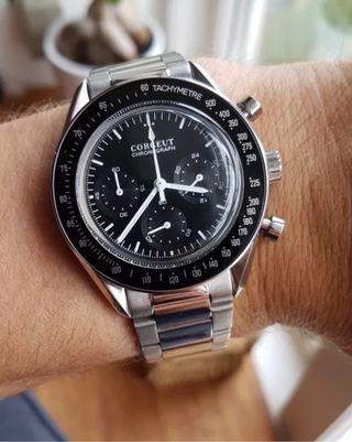 Reloj automático homenaje speedmaster