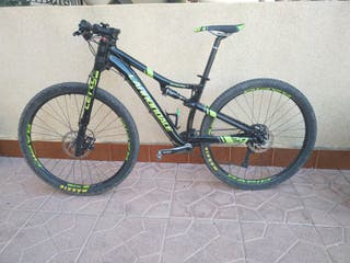bicicleta Cannondale Scalpel 29