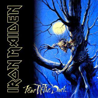 Iron Maiden - Fear of the Dark - 2LP