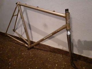 cuadro de bicicleta de carretera talla 56