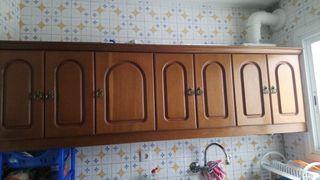 Chollo! Muebles de cocina. En total 30€.