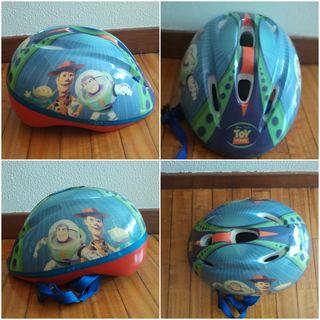 Casco Bicicleta Toy Story