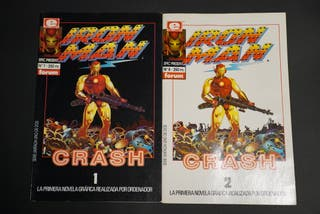 Iron Man - Crash (Completa)