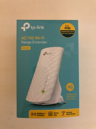 Tp-Link AC750 WI-FI RE200