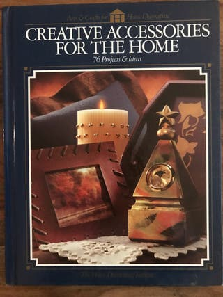 Libro para crear accesorios decorativos