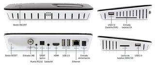 Receptor Satelite HD Android ENGELDROID