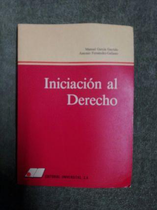 INICIACIACION AL DERECHO