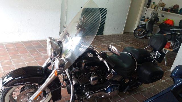 Harley Davidson SOLO 2.500km