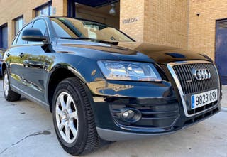 Audi Q5 2.0TDI 4x4 143cv , único dueño