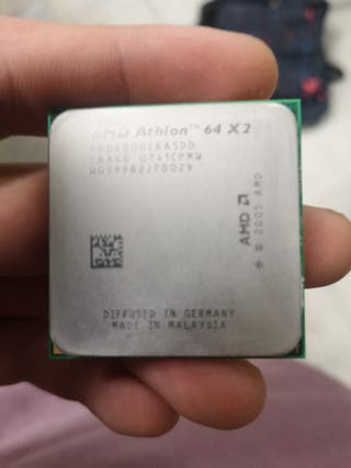 procesador AMD athlon 64 x 2 socket AM2