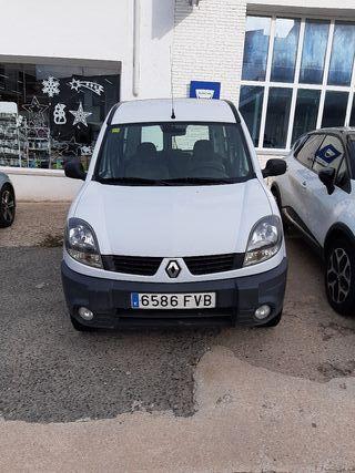 Renault kangoo 4×4 2007