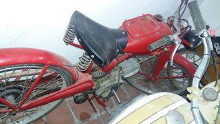Moto guzzi Hispania 74