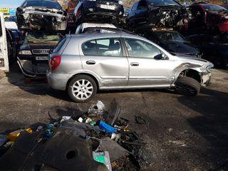 Despiece Nissan Almera