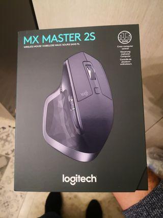 Ratón Inalámbrico Logitech MX Master 2S