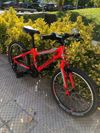 "Bicicleta niñ@ Stevens Beat SL 20"". Impoluta"