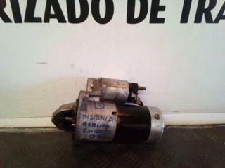 motor arranque opel vectrac