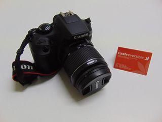 CAMARA DE FOTOS DIGITAL 18 MPX CON 18-55 (112337 )