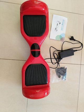 Hoverboard rojo