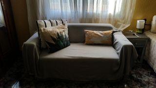 sofa ikea pequeño